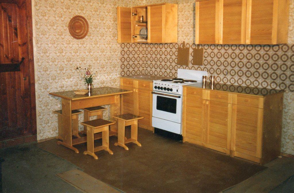 кухня Кедр