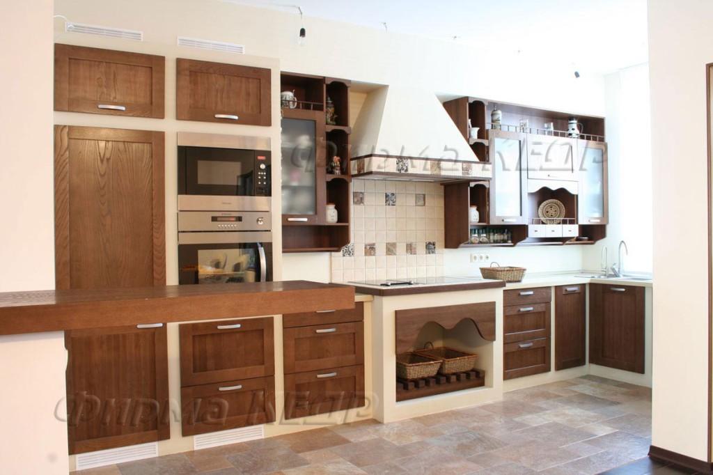 Мебель для кухни своими руками из гипсокартона