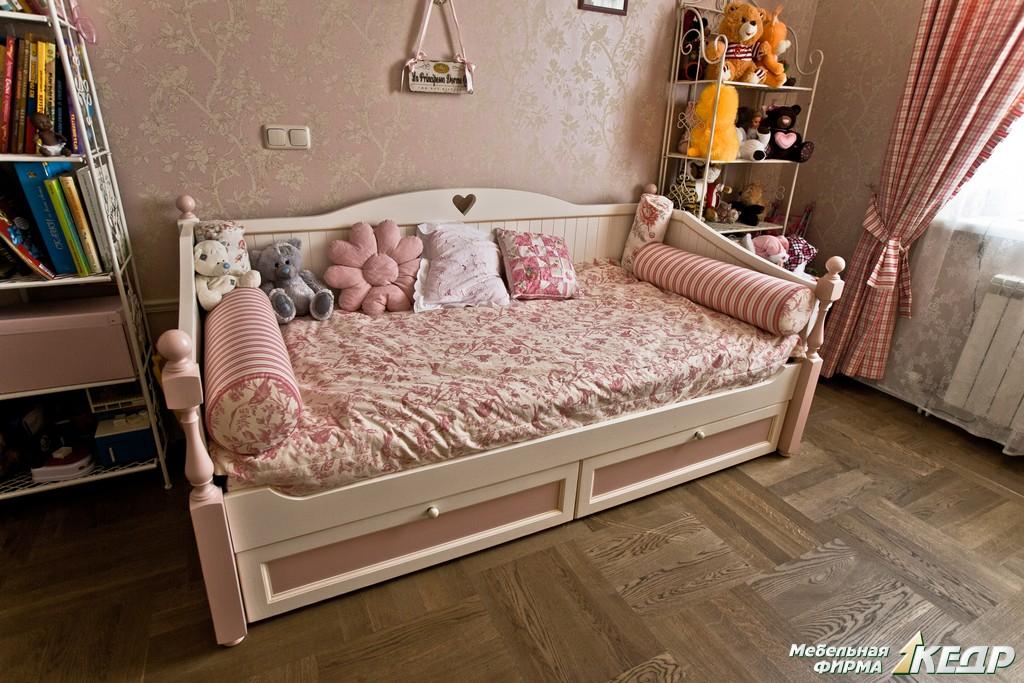 Кровать Диван Для Подростка Москва