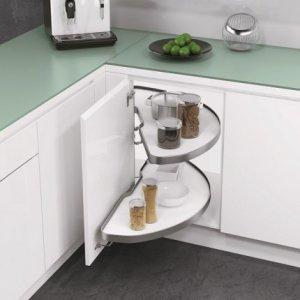 CORNERSTONE Basic система для угловых шкафов
