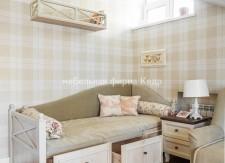 кровать детская в стиле прованс