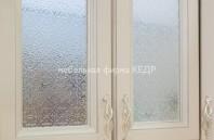 дверцы со стеклом