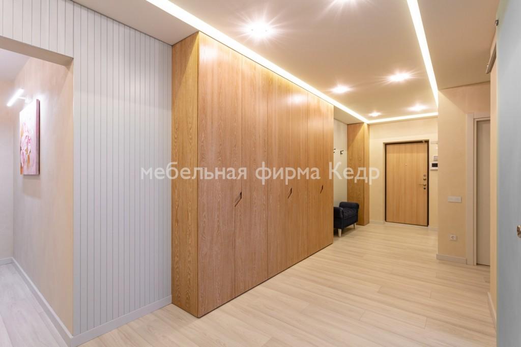 Дизайнерские шкафы со шпоном