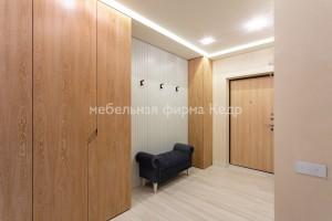Шкафы и стеновые панели