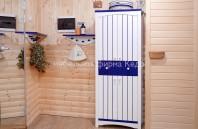 Шкаф в морском стиле из МДФ